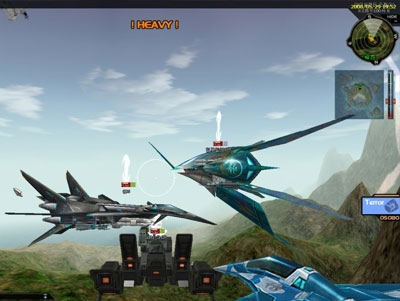 capture de jeu Air Rivals