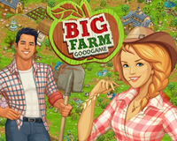 Le jeu Big Farm