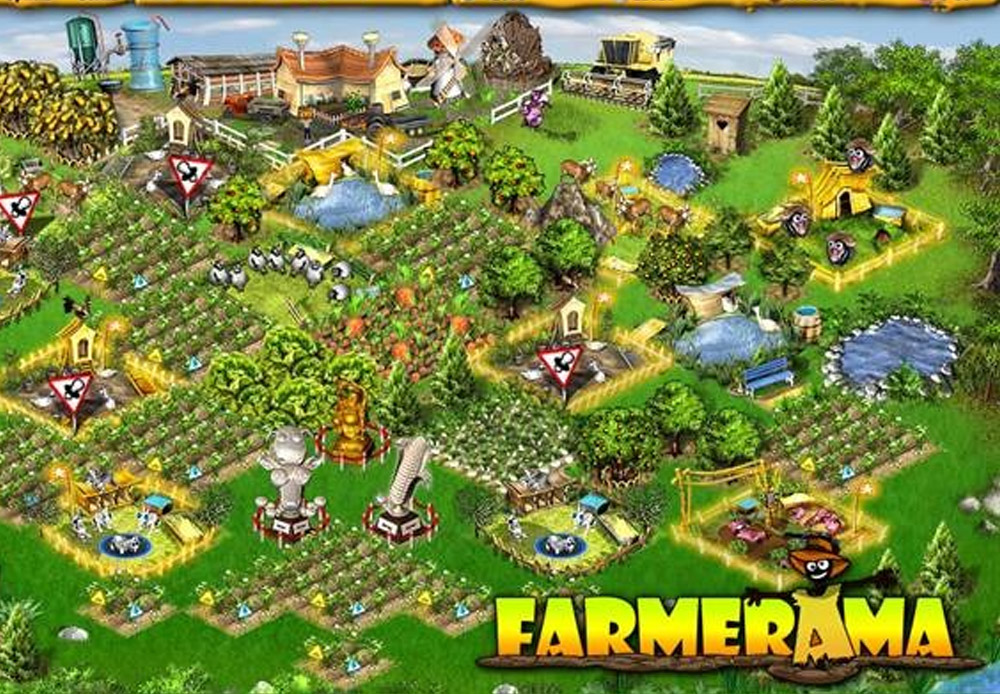 capture de jeu de farmerama