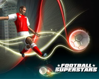 Le jeu mmorpg Football Superstars