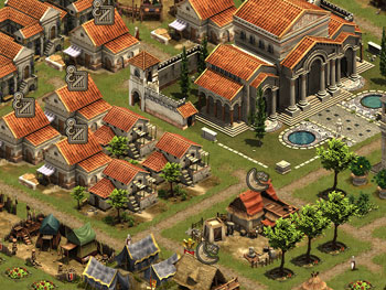 capture de jeu Forge of Empires